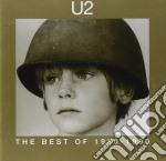 U2 - The Best Of 1980-1990 cd musicale di U2