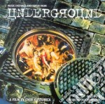 UNDERGROUND cd musicale di Bregovic Goran