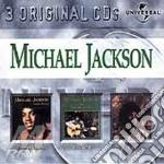 FOREVER/MUSIC & ME/BEN cd musicale di JACKSON MICHAEL