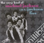 Michael Jackson & Jackson Five - The Very Best Of cd musicale di Michael Jackson