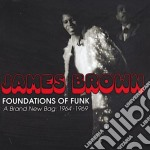 FOUNDATIONS OF FUNK cd musicale di BROWN JAMES