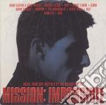 Mission Impossible - Ost cd musicale di Artisti Vari