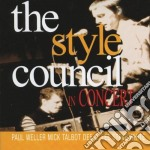 IN CONCERT cd musicale di Council Style