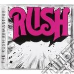 RUSH/REMASTERS cd musicale di RUSH