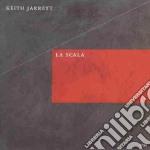 Keith Jarrett - La Scala cd musicale di Keith Jarrett