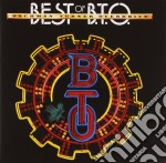 Bachman Turner Overdrive - Best Of cd musicale di BACHMAN TURNER OVERDRIVE