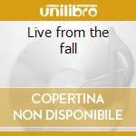 Live from the fall cd musicale di Traveler Blues