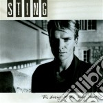 Sting - The Dream Of The Blue Turtle cd musicale di STING