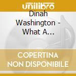 Dinah Washington - What A Diff'Rence A Day Makes cd musicale di WASHINGTON DINAH