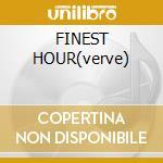 FINEST HOUR(verve) cd musicale di O'DAY ANITA