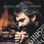 Andrea Bocelli - Sogno cd musicale di Bocelli Andrea
