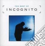 Incognito - The Best Of cd musicale di Incognito