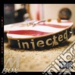Burn it black cd musicale di Injected