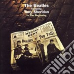 IN THE BEGINNING cd musicale di BEATLES FEAT.TONY SHERIDAN