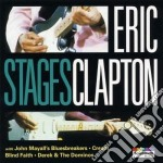 Eric Clapton - Stages cd musicale di Eric Clapton