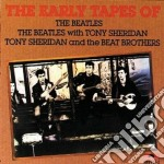 THE EARLY TAPES OF cd musicale di BEATLES