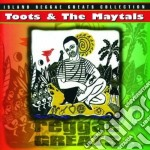 Toots & The Maytals - Reggae Greats cd musicale di TOOTS & THE MAYTALS
