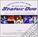 The very best of cd musicale di Status Quo