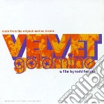 VELVET GOLDMINE cd musicale di O.S.T.FEAT.PLACEBO/PULP/ENO/ROXY M.