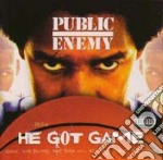 HE GOT GAME/O.S.T. cd musicale di PUBLIC ENEMY