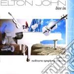 Elton John - Live In Australia cd musicale di Elton John