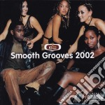 Various - Kiss Smooth Grooves 2002 cd musicale