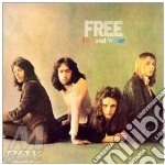 FIRE AND WATER (REMASTERED) cd musicale di FREE-FIRE AND WATER