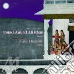 Sarod - hussain zakir cd musicale di Z.hussain & u.amjad a.khan