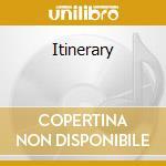 ITINERARY                                 cd musicale di JERSEY