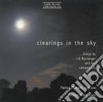 Clearings In The Sky  - Michaels Bedi Patrice  Sop/rebecca Rollins, Pianoforte cd musicale di Miscellanee