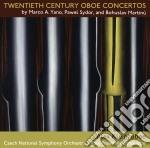Twentieth century oboe concertos: concer cd musicale di Bohuslav Martinu