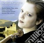 Fantasie scozzesi per violino e orchestr cd musicale di Miscellanee