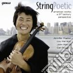 Ruggles Carl / Higdon Jennifer - String Poetic - Mood  - Koh Jennifer  Vl/reiko Uchida, Pianoforte cd musicale di Carl Ruggles