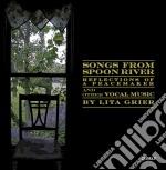 Grier Lita - Songs From Spoon River, 5 Songs For Children, Sneezles  - Lee Josephine Dir  /michelle Areyzaga, Soprano  Elizabeth Norman, Soprano  Scot cd musicale di Lita Grier
