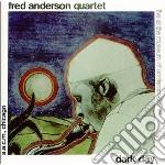 DARK DAY + LIVE IN VERONA cd musicale di ANDERSON FRED QUARTET