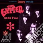 $100 fine cd musicale di Litter