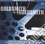 GOLDSMITH CONDUCTS GOLDSMITH cd musicale di GOLDSMITH