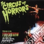 Circus Of Horror - Welcome To The Freak cd musicale di CIRCUS OF HORRORS