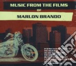 MUSIC FROM THE FILMS OF MARLON BRAND cd musicale di ARTISTI VARI