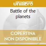 Battle of the planets cd musicale di Ost
