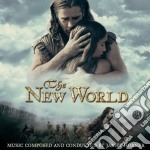 James Horner - The New World cd musicale di ARTISTI VARI