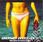 Bond Royale - The Best Of James Bond cd musicale di ARTISTI VARI