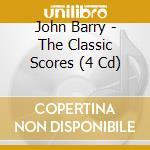 THE CLASSIC SCORES                        cd musicale di John Barry