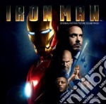 Ramin Djawadi - Iron Man cd musicale di OST
