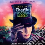 Charlie And The Chocolate Factory cd musicale di Ost