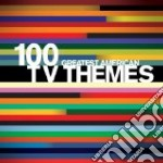 100 greatest american tv themes cd musicale di OST