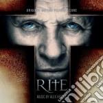 Alex Heffes - The Rite cd musicale di OST