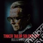 Alberto Iglesias - Tinker Tailor Soldier Spy cd musicale di Ost
