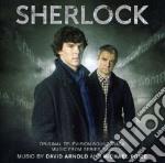 Sherlock - Season 02 cd musicale di Miscellanee