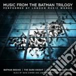 Music from the batman trilogy cd musicale di Soundtr Ost-original